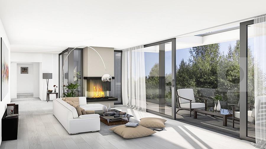 moderne architektur f r bergisch gladbach. Black Bedroom Furniture Sets. Home Design Ideas