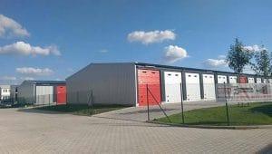 Garagenpark Storage Köln Rodenkirchen · Architektin AKNW Dipl.-Ing. Lubov · Architekt / Architekturbüro Köln