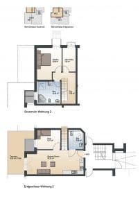Wesseling MFH Mehrfamilienhaus Amselweg · Architekt / Architekturbüro Köln Dipl.-Ing. Lubov Schopow