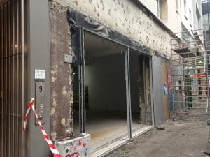 Köln City ZARA HOME Ladenlokal Geschäft · Architekt / Architekturbüro Köln Dipl.-Ing. Lubov Schopow