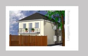 Einfamilienhaus EFH Wesseling von Architekt / Architekturbüro Köln Dipl.-Ing. Lubov Schopow