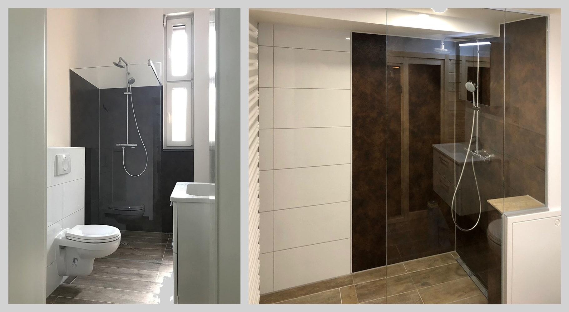 Baddesign Modernisierung Ausbau Immobilien · Architekt / Architekturbüro Schopow Köln Bonn, AKNW