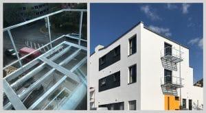 Balkon Ausbau Modernisierung Immobilien Wesseling · Architekt / Architekturbüro Schopow Köln Bonn, AKNW