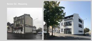 Kernsanierung Umbau Aufstockung Modernisierung Immobilien Wesseling · Architekt / Architekturbüro Schopow Köln Bonn, AKNW