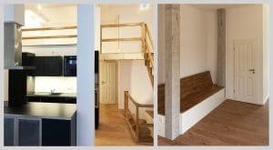 Interiordesign Ausbau Mehrfamilienhaus Wesseling · Architekt / Architekturbüro Schopow Köln Bonn, AKNW