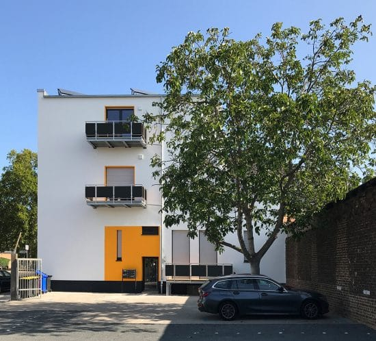 Mehrfamilienhaus Ausbau Sanierung Aufstockung Wesseling · Architekt / Architekturbüro Schopow Köln Bonn, AKNW