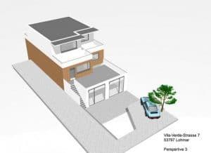 3D Visualisierung · Architekt / Architekturbüro Köln Dipl.-Ing. Lubov Schopow