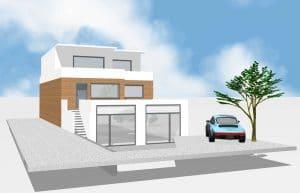 Immobilien Ausbau Sanierung Modernisierung Aufstockung Lohmar · Architekt / Architekturbüro Schopow Köln Bonn, AKNW