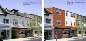 Lohmar Cityhaus Wohnhaus Umbau von Architekt / Architekturbüro Köln Dipl.-Ing. Lubov Schopow