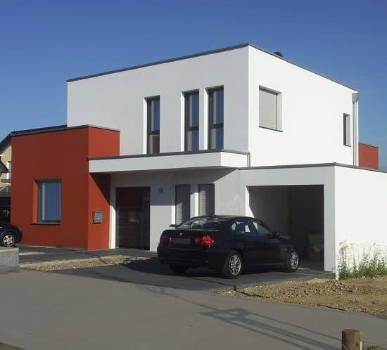 Kerpen EFH Einfamilienhaus · Architektin AKNW Dipl.-Ing. Lubov · Architekt / Architekturbüro Köln