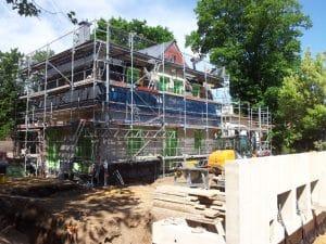 Köln Marienburg Villa Gästehaus von Architekt / Architekturbüro Köln Dipl.-Ing. Lubov Schopow