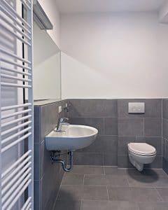 Bad 05, Architekturbüro Köln, Immobilie: Aufstockung + Innenausbau Mehrfamilienhaus