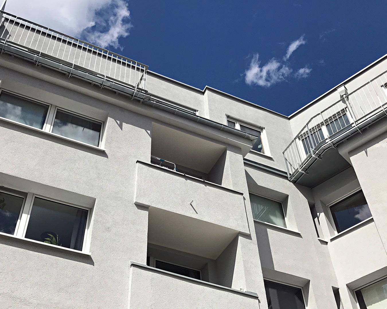 09, Architekturbüro Köln, Immobilie: Aufstockung + Innenausbau Mehrfamilienhaus