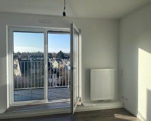 Zimmer 01, Architekturbüro Köln, Immobilie: Aufstockung + Innenausbau Mehrfamilienhaus