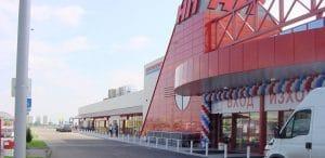 Sofia Praktiker Baumarkt + HIT Supermarkt · Architekt / Architekturbüro Köln Dipl.-Ing. Lubov Schopow