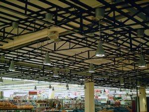 Troisdorf HIT Supermarkt Verbrauchermarkt · Architekt / Architekturbüro Köln Dipl.-Ing. Lubov Schopow